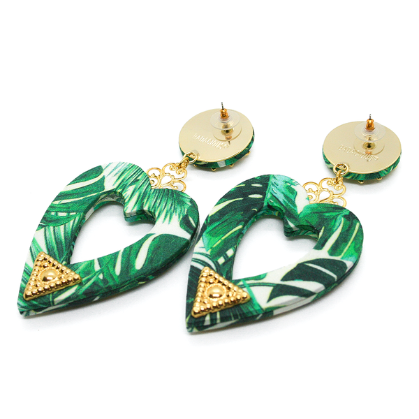 PALM IN THE DREAM EARRINGS