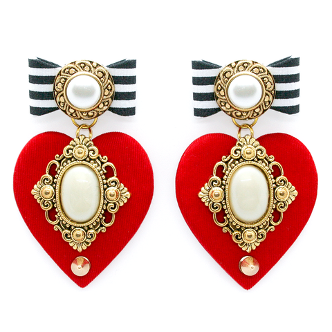 ROCK'N'ROUGE EARRINGS