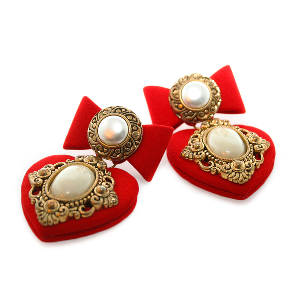 Rock'n'Rouge Mini Earrings