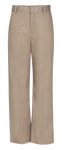 New Fit Juniors Stretch Flat Front Pant
