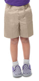 Toddler Unisex Pull-on Short with Faux Fly
