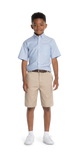 Discounted Boys Flat Front Short