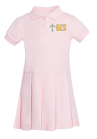 Childrens Pique Polo Dress