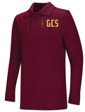 Youth Long Sleeve Pique Polo