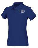 OLD Fit Juniors Short Sleeve Fitted Interlock Polo