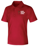 New Fit Adult Unisex Moisture Wicking Polo