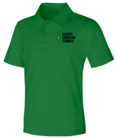 Adult Unisex Moisture Wicking Polo