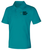 Youth Unisex Moisture Wicking Polo