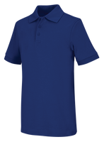 Toddler Short Sleeve Interlock Polo