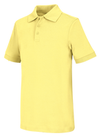 Old Fit Adult Short Sleeve Interlock Polo