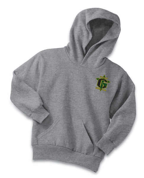Discounted Youth Core Fleece Pullover Hooded Sweatshirt