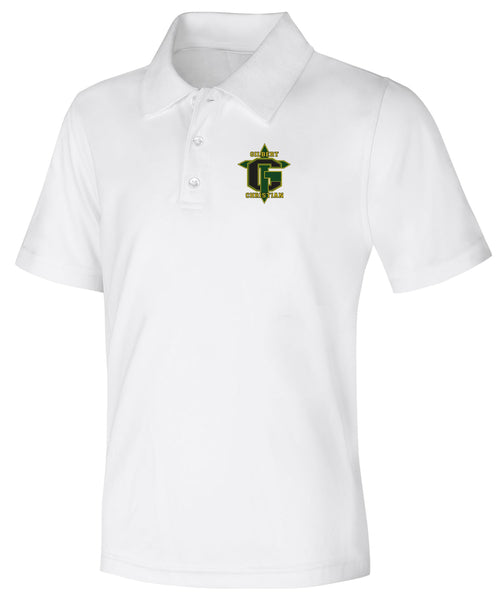 Discounted Youth Unisex Moisture Wicking Polo