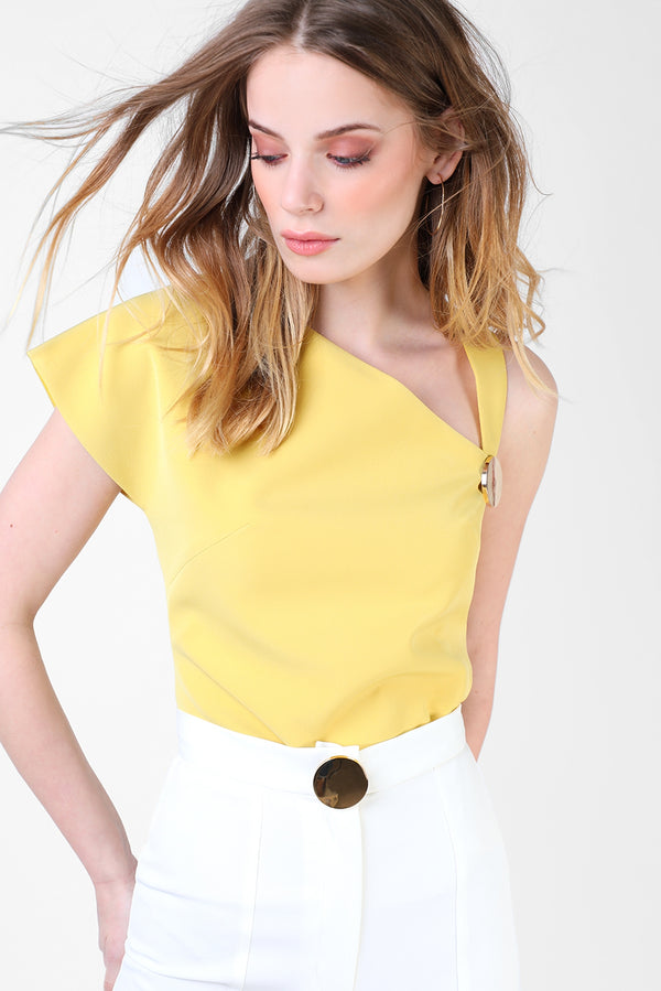 ERBANA TOP YELLOW