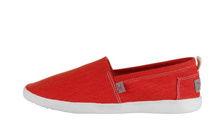 Capri Stretch Red - Hey Dude Shoes