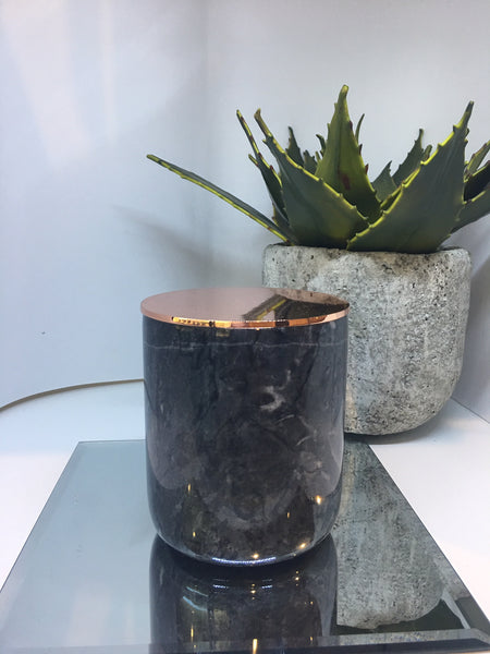 Marble Candle - Extra Large (More Colours Available)