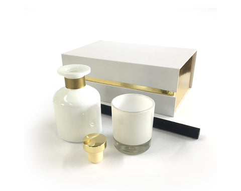 Diffuser & Shot Glass Gift Set (More Colours Available)