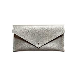 Clutch Wallet in Pearl & Confetti