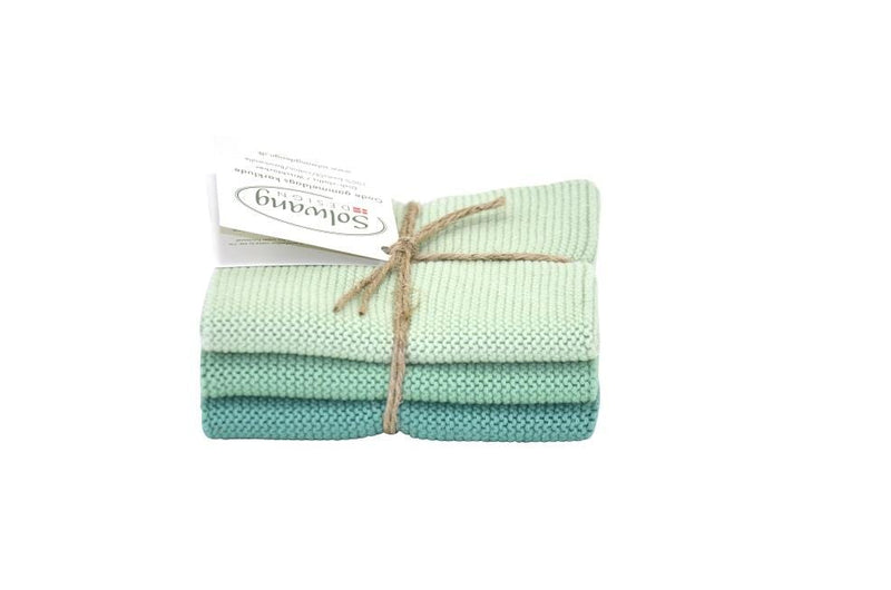 Cotton DishCloths 100% Eco-Tex