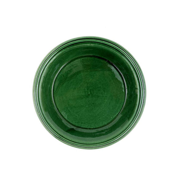 Green Ceramic Platter X-Large