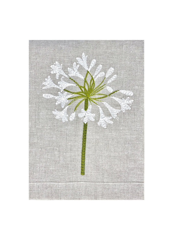 Guest Towels with Embroideries