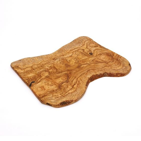 Olive Wood 'Butterfly' Board