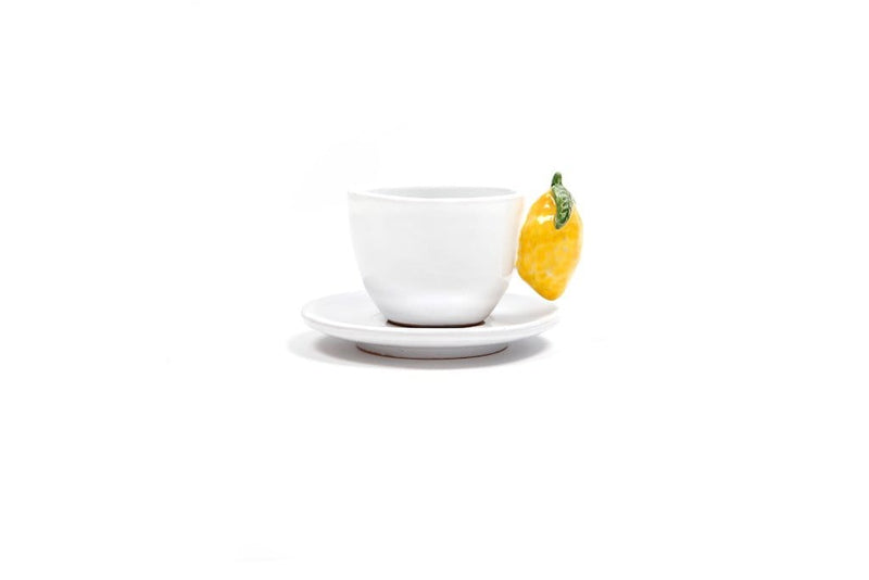 Ceramic Espresso Cups Set of 4