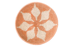 Raffia Hope Apricot Medium Bowl