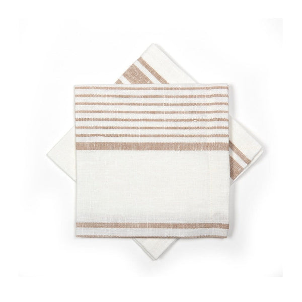 Napkins 100% Linen Set of 6