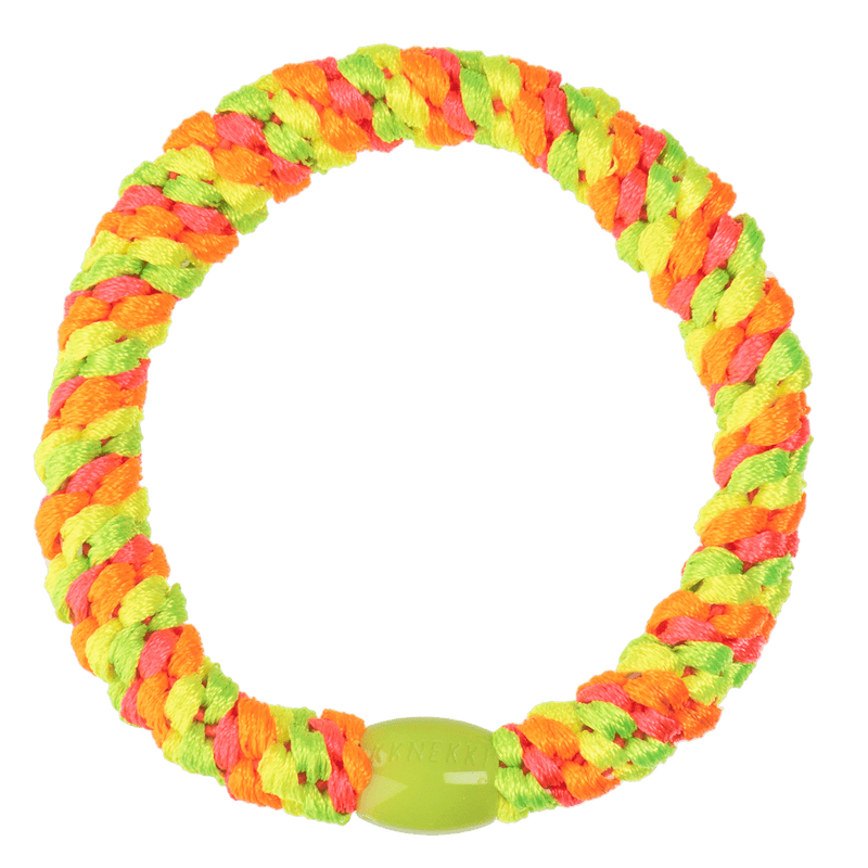 Fabulous hair ties NEON