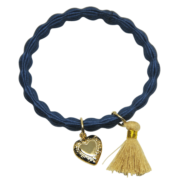 Hair Tie with Tassel