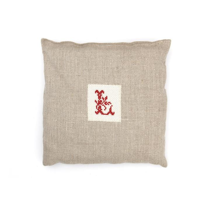 Lavender Bag with embroidered initial