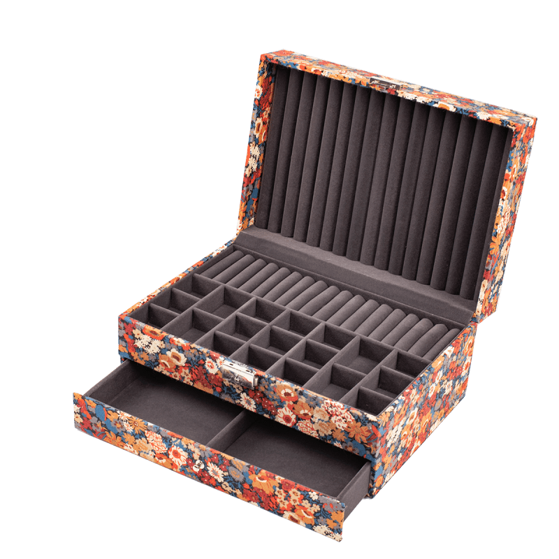 Liberty's Jewellery Box Rectangular