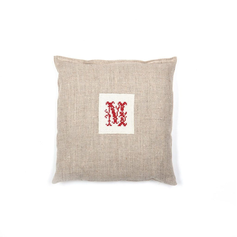 Lavender Bags with hand sewn initial