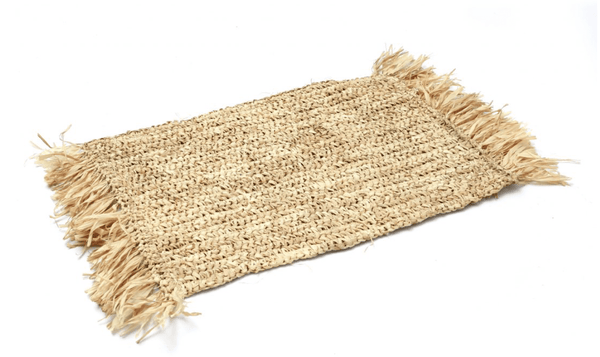 Raffia Rectangular Placemats