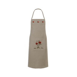 Aprons 100% Linen with embroidery