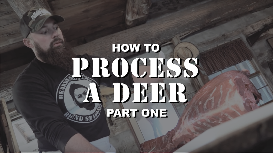 How to Process a Deer at Home: Part 1