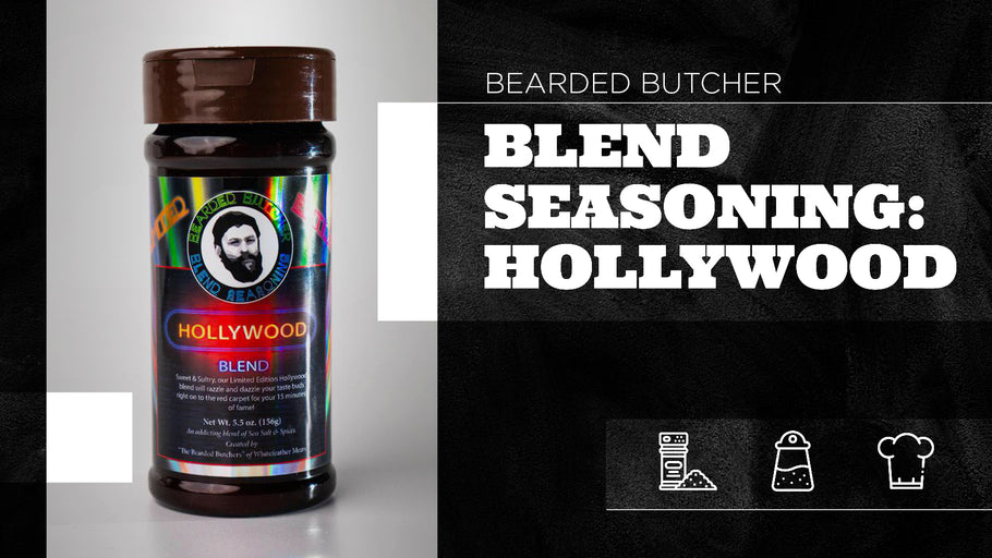 Bearded Butcher's Blend Seasoning: Hollywood