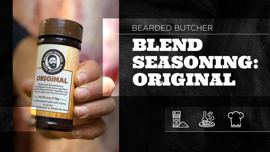 Bearded Butcher Blend Seasoning – The Original