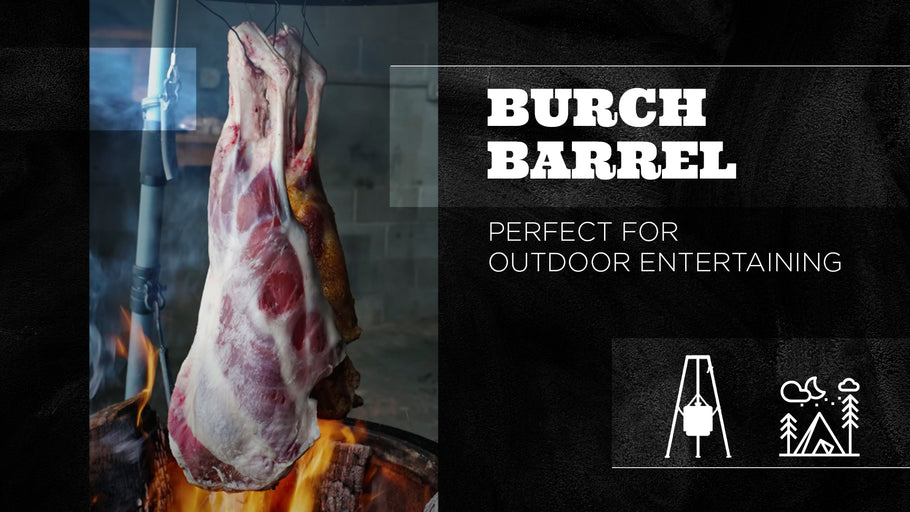 Burch Barrel: Perfect for Outdoor Entertaining