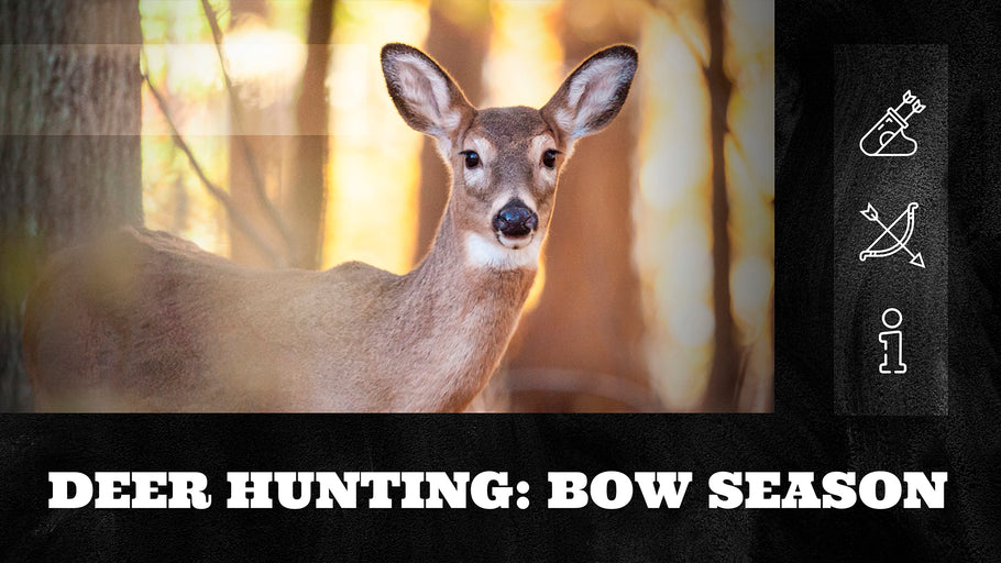 Deer Hunting: Bow Season in Ohio