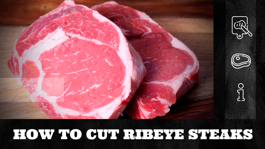 How to Cut Ribeye Steaks