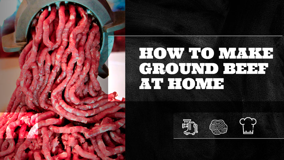 How to Make Ground Beef at Home