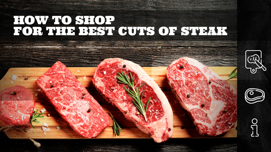 How to Shop for the Best Cuts of Steak