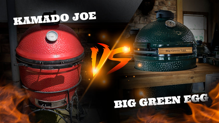 Kamado Joe vs Big Green Egg