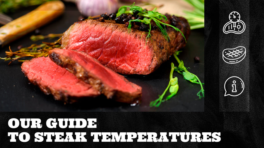 Our Guide to Steak Temperatures