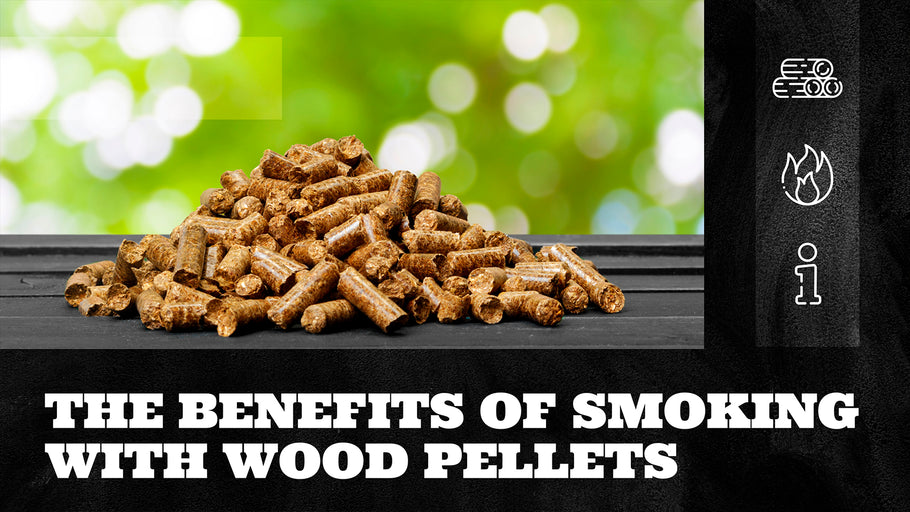 The Benefits of Smoking with Wood Pellets