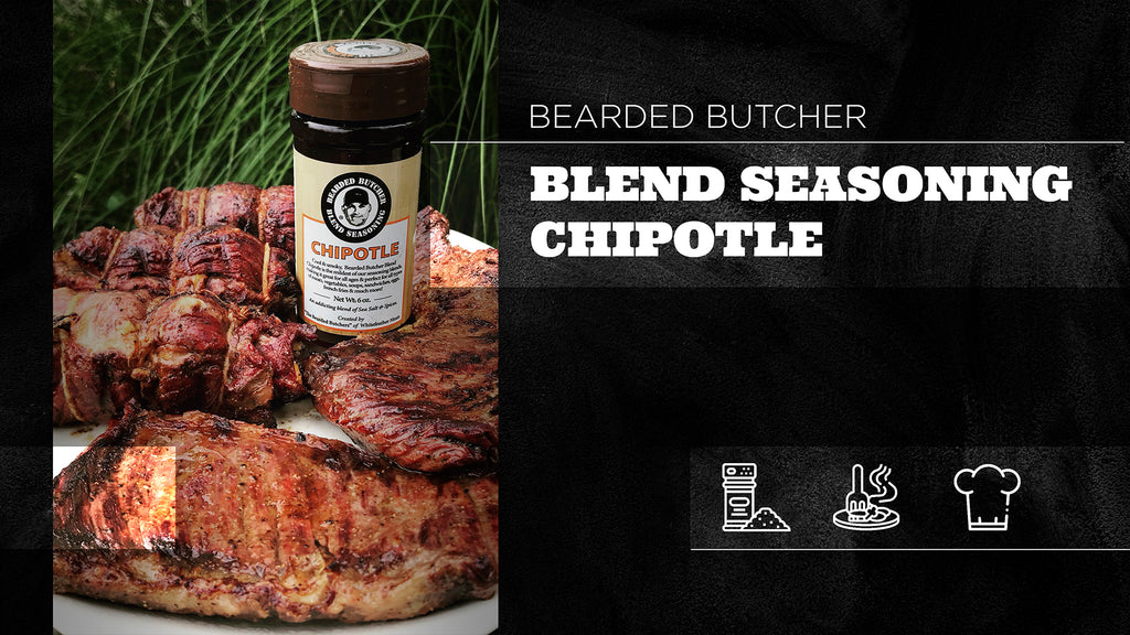 bearded butcher blend seasoning: chipotle