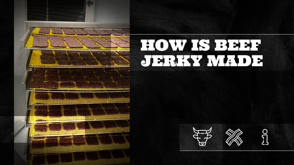 How is Beef Jerky Made