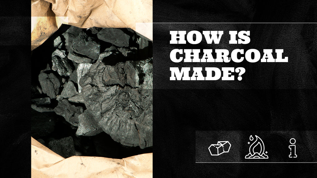 How is Charcoal Made?