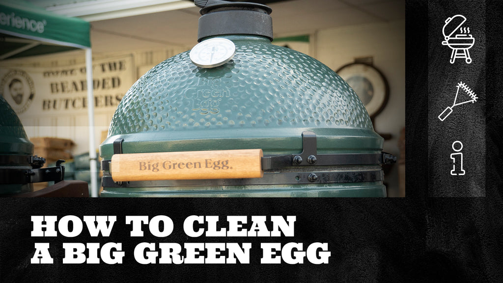 How to Clean a Big Green Egg